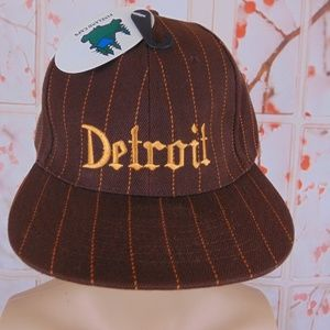 Detroit Baseball Hat NWT